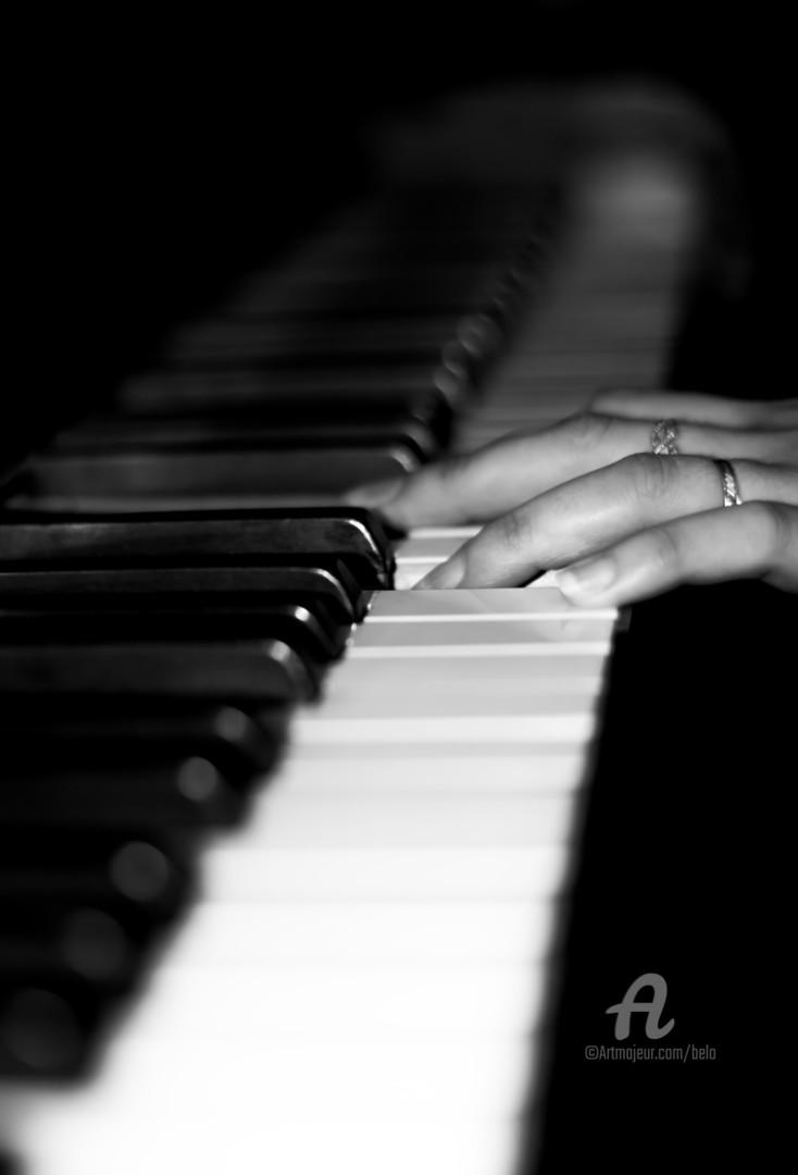 David Belo - Leçon de piano