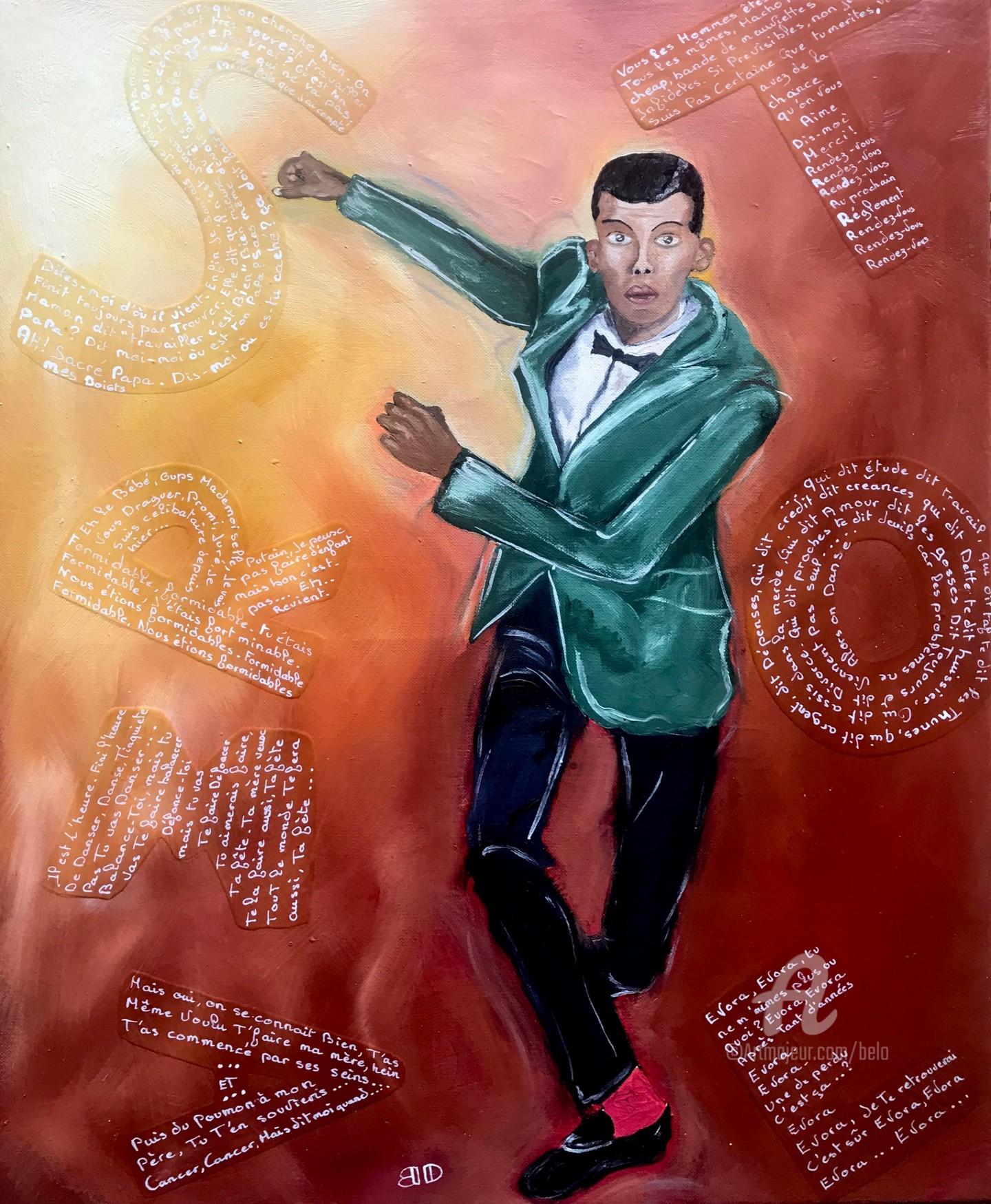 David BELO - «Stromae»